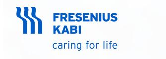 Dit is het logo van FRESENIUS-KABI