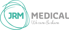 Dit is het logo van JRM-MEDICAL