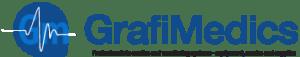 Dit is het logo van GRAFI MEDICS