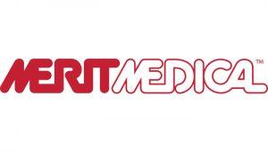 Dit is het logo van MERIT MEDICAL